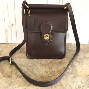 Vtg coach Murphy crossbody bag
